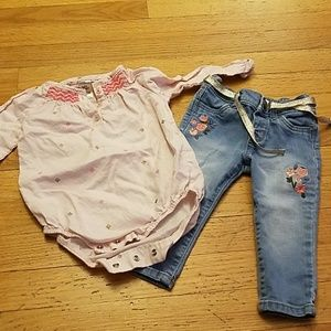 Oshkosh 9-12 Months outfit